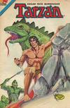 Cover for Tarzan Serie Avestruz (Editorial Novaro, 1975 series) #159
