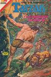 Cover for Tarzan Serie Avestruz (Editorial Novaro, 1975 series) #148