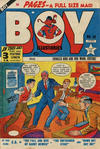 Cover for Boy Comics [Boy Illustories] (Superior Publishers Limited, 1948 series) #54