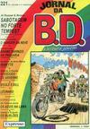Cover for Jornal da B.D. (Liber-Expresso, 1982 series) #221