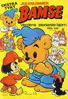 Cover for Bamse (Atlantic Forlag, 1977 series) #8/1981