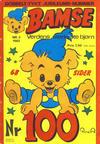Cover for Bamse (Atlantic Forlag, 1977 series) #3/1982