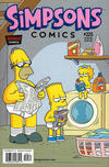 Cover for Simpsons Comics (Bongo, 1993 series) #225