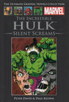 Cover for The Ultimate Graphic Novels Collection (Hachette Partworks, 2011 series) #11 - The Incredible Hulk: Silent Screams
