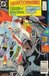 Cover for Secret Origins (DC, 1986 series) #37 [Newsstand]