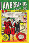 Cover for Lawbreakers Always Lose (Bell Features, 1948 series) #7