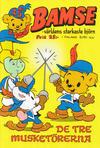 Cover for Bamse (Egmont, 1997 series) #15/2008