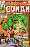 Cover for Conan Annual (Marvel, 1973 series) #5 [Newsstand Edition]