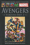 Cover for The Ultimate Graphic Novels Collection (Hachette Partworks, 2011 series) #15 - Avengers: Forever Part 2