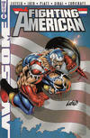 Cover for Fighting American (Awesome, 1997 series) #2 [Rob Liefeld Cover]