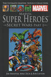 Cover for The Ultimate Graphic Novels Collection (Hachette Partworks, 2011 series) #6 - Marvel Super Heroes Secret Wars Part 1