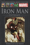 Cover for The Ultimate Graphic Novels Collection (Hachette Partworks, 2011 series) #43 - Iron Man: Extremis