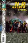 Cover for JLA - Die neue Gerechtigkeitsliga Special (Dino Verlag, 1998 series) #5 - One Million 1