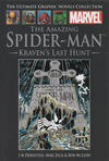 Cover for The Ultimate Graphic Novels Collection (Hachette Partworks, 2011 series) #10 - Spider-Man: Kraven's Last Hunt
