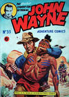 Cover for John Wayne Adventure Comics (World Distributors, 1950 ? series) #33