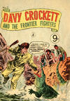 Cover for Davy Crockett and the Frontier Fighters (K. G. Murray, 1955 series) #5