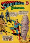 Cover for Superman Supacomic (K. G. Murray, 1959 series) #75