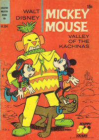 Cover Thumbnail for Walt Disney's Mickey Mouse (W. G. Publications; Wogan Publications, 1956 series) #204