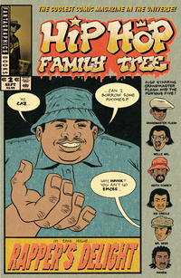 Cover Thumbnail for Hip Hop Family Tree (Fantagraphics, 2015 series) #2