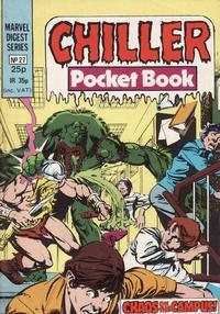 Cover Thumbnail for Chiller Pocket Book (Marvel UK, 1980 series) #27