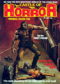 Cover Thumbnail for Castle of Horror (Portman Distribution, 1978 series) #4