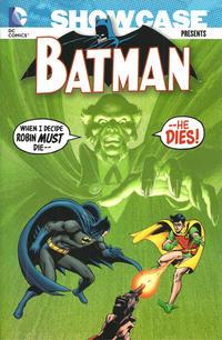 Cover Thumbnail for Showcase Presents Batman (DC, 2006 series) #6