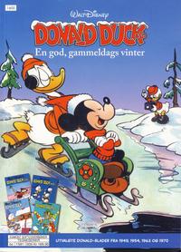 Cover Thumbnail for Donald Duck & Co (Hjemmet / Egmont, 2014 series) #[2] - En god, gammeldags vinter