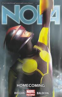 Cover Thumbnail for Nova (Marvel, 2014 series) #6 - Homecoming