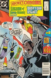 Cover for Secret Origins (DC, 1986 series) #37