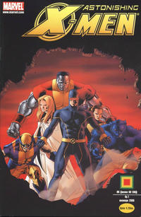 Cover Thumbnail for Astonishing X-Men (Джема 68, 2009 series) #1