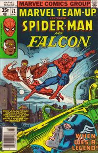 Cover Thumbnail for Marvel Team-Up (Marvel, 1972 series) #71