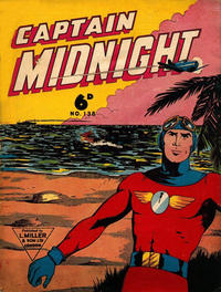 Cover Thumbnail for Captain Midnight (L. Miller & Son, 1950 series) #138
