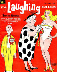 Cover Thumbnail for For Laughing Out Loud (Dell, 1956 series) #16