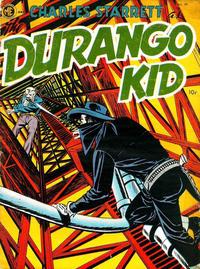 Cover Thumbnail for Durango Kid (Compix, 1952 series) #10
