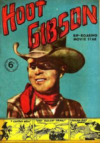 Cover Thumbnail for Hoot Gibson (Streamline, 1950 series) #1