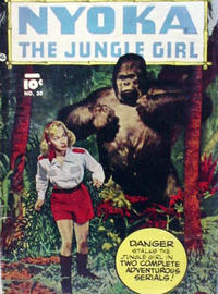 Cover Thumbnail for Nyoka (Anglo-American Publishing Company Limited, 1948 series) #30