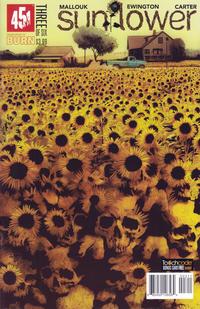 Cover Thumbnail for Sunflower (451 Media Group, 2015 series) #3