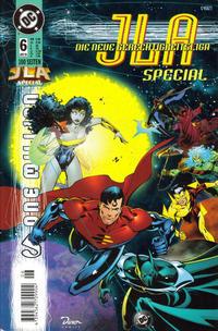 Cover Thumbnail for JLA - Die neue Gerechtigkeitsliga Special (Dino Verlag, 1998 series) #6 - One Million 5