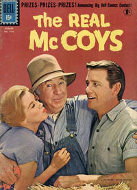 Cover Thumbnail for Four Color (Dell, 1942 series) #1193 - The Real McCoys [British]