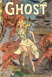 Cover Thumbnail for Ghost Comics (Superior Publishers Limited, 1952 ? series) #4