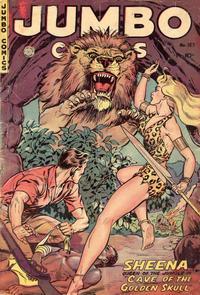 Cover Thumbnail for Jumbo Comics (Superior, 1951 series) #157