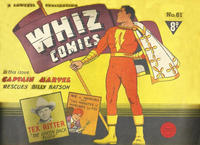Cover Thumbnail for Whiz Comics (Cleland, 1946 series) #61
