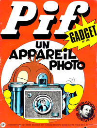 Cover Thumbnail for Pif Gadget (Éditions Vaillant, 1969 series) #166