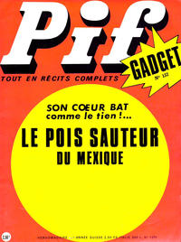 Cover Thumbnail for Pif Gadget (Éditions Vaillant, 1969 series) #137
