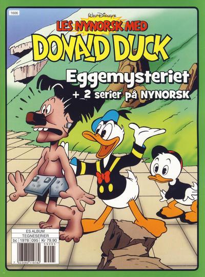 Cover for Donald Duck beste historier (Hjemmet / Egmont, 2014 series) #5/2015 - Eggemysteriet + 2 serier på nynorsk