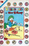Cover for Variedades de Walt Disney Serie Avestruz (Editorial Novaro, 1975 series) #23
