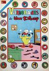Cover for Variedades de Walt Disney (Editorial Novaro, 1967 series) #256
