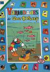 Cover for Variedades de Walt Disney (Editorial Novaro, 1967 series) #257