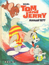 Cover for Tom and Jerry Annual (World Distributors, 1967 series) #1977