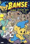 Cover for Bamse (Atlantic Forlag, 1977 series) #3/1984